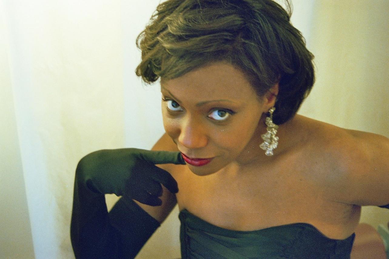 Willetta Carson – US Jazz Singer in the Erlangen-Nuremberg